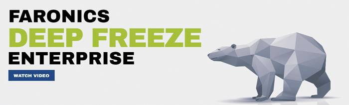 برنامج Deep Freeze